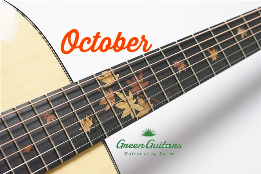 (10/20更新)10月の厳選!おすすめギター&新入荷商品の紹介【Green Guitars】