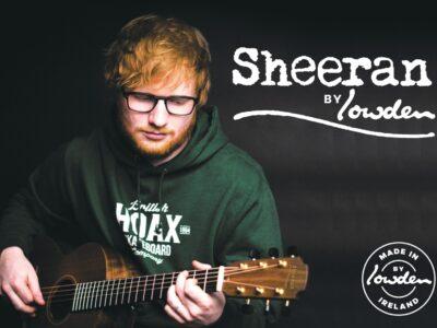 【アコースティックギター】Sheeran BY Lowden