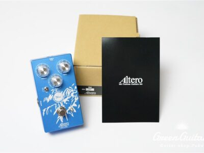 【エフェクター】Altero Custom Guitars / Wal -Overdrive-