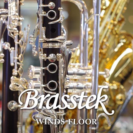 開進堂楽器 GC白山 管楽器 brasstek