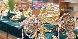開進堂楽器 楽器センター富山 ギャラリー
