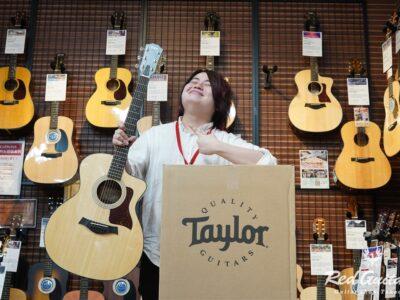 【Taylor】Taylor Guitars 新入荷!【アコースティックギター】