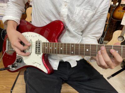 《エレキギター》OOPEGG / Supreme Collection Trailbreaker Mark-I – Candy Apple Red #21017《レビュー》