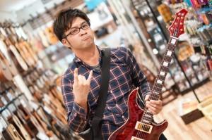 Mr.Sakaguchi!!