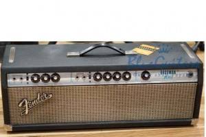 Fender USA Bassman 100 Head2