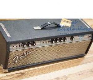 Fender USA Bassman 100 Head1