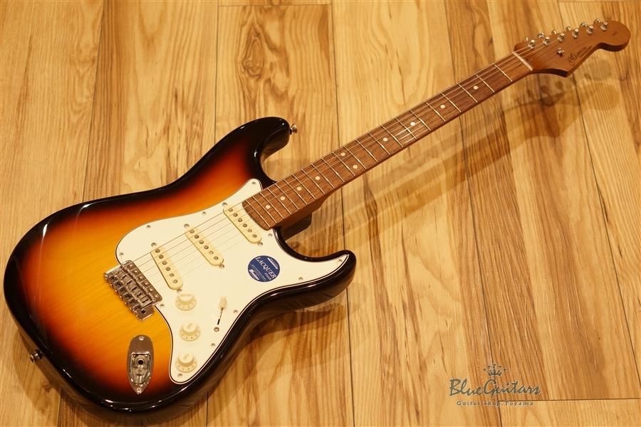 Momose Mst1-tw 3tone Sunburst From Japan Acoustic Guitars Musical Instruments & Gear