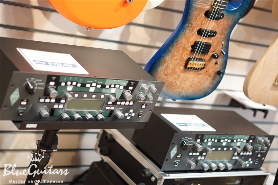 Kemper 試奏ブース & 購入者フォローイベント開催! 開進堂楽器 Blueguitars