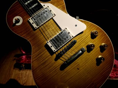 【Today's Recommend】 g'7 Special g7-LPS Series9 3A – Faded Honey Burst