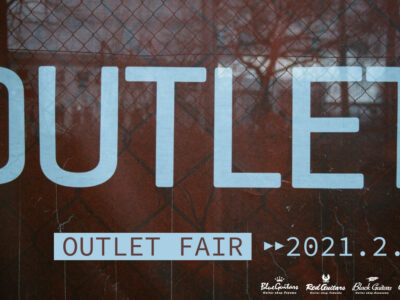 OUTLET FAIR  ▸▸2021.2.28(SUN)