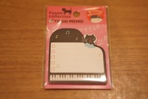 付箋コレクション ピアノ