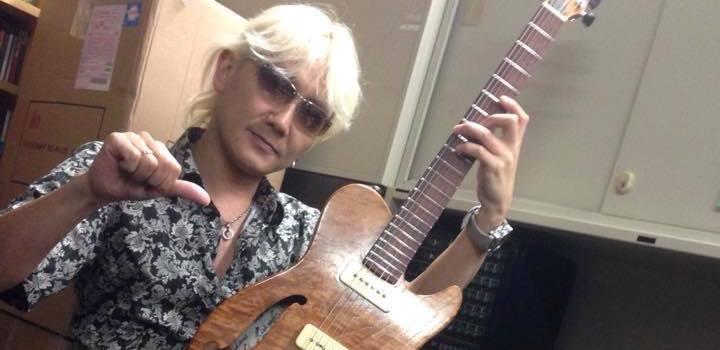 引田 寿徳 – Toshi Hiketa –