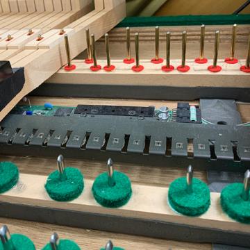 YU3S 消音装置の調整
